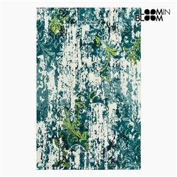 Carpet (240 x 170 x 3 cm) Microfibre Green