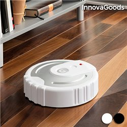 InnovaGoods Robot Floor Cleaner Black