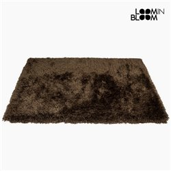 Tapis New York (170 x 240 x 8 cm) Polyester Marron