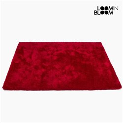 Tapis (170 x 240 x 8 cm) Polyester Rouge