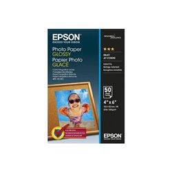 Carta Epson C13S042547 Brillo (10 x 15 cm)