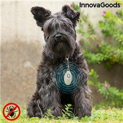 Antiparassitario a Ultrasuoni Ricaricabile per Animali Domestici PetRep InnovaGoods