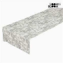 Tischläufer (40 x 13 x 0,05 cm) Silber