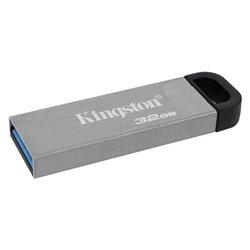 Memoria USB Kingston DataTraveler DTKN Argentato 32 GB