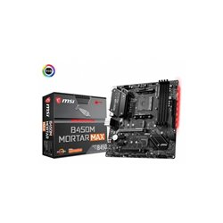 Scheda Madre MSI B450M MORTAR MAX mATX AM4
