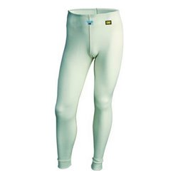 Pantaloni termici OMP Long Johns Crema M