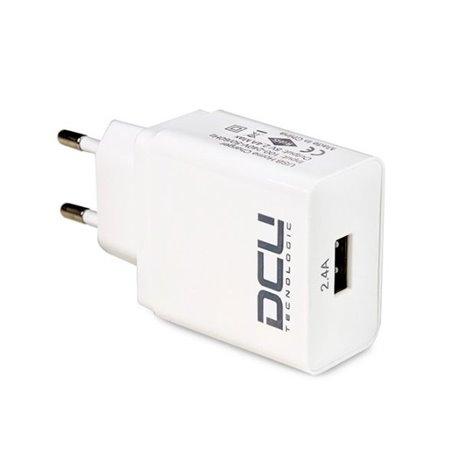Caricabatterie da Parete DCU 37300525 5V Bianco