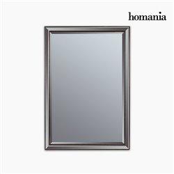 Espejo Resina sintética Cristal biselado Bronce (70 x 4 x 100 cm) by Homania