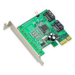 Scheda PCI -e SI-PEX40061 (Refurbished A+)