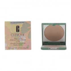 """Pós Compactos Stay Matte Clinique """"02 - stay neutral 7,6 g"""""""