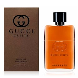 Profumo Uomo Gucci Guilty Homme Absolute Gucci EDP 90 ml