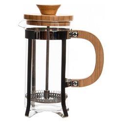 Caffettiera a Stantuffo Dekodonia Bambù Acciaio inossidabile (350 ml)