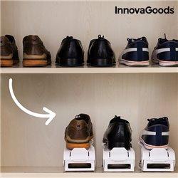 InnovaGoods Shoe Rack Adjustable Shoe Slots (6 Pairs)