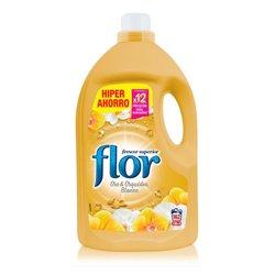 Suavizante Para la Ropa Flor Gold 3,5 L (162 Dosis)