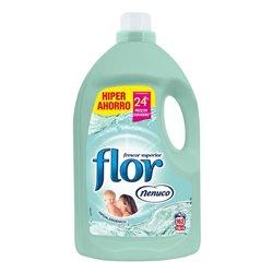 Flor Nenuco Clothes Softener 3.5 L (162 Dosis)