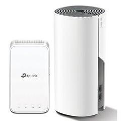 Punto d'Accesso Ripetitore TP-Link Deco E3 5 GHz LAN 400-866 Mbps (2 pcs) Bianco