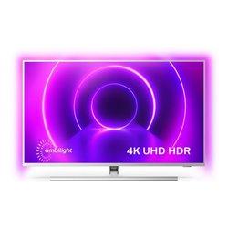 "Smart TV Philips 43PUS8535/12 43"" 4K Ultra HD LED WiFi Argentato"