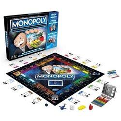 Gioco da Tavolo Monopoly Electronic Banking Hasbro (ES)