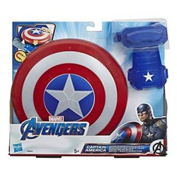 Avengers Scudo Magnetico Capitan America Hasbro