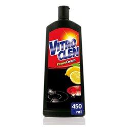 Nettoyant de Vitrocéramique en Crème Citron Vitroclean 450 ml