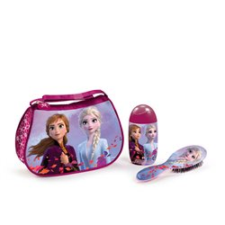 Set da Bagno da Viaggio per Bambini Frozen (3 pcs)