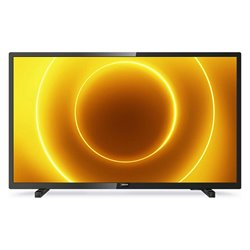 "Televisione Philips 32PHS5505 32"" HD LED HDMI Nero"