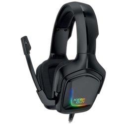 Auricolare con Microfono Gaming KEEP OUT HX601