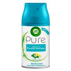Air Wick Recarga para Ambientador FreshMatic Pure Refrescante 250 ml