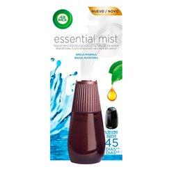 Air Wick Essential Mist Air Freshener Sea Breeze Refill x3