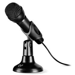 Microfono Krom MAUMIC0027 Kyp Mini Gaming Nero