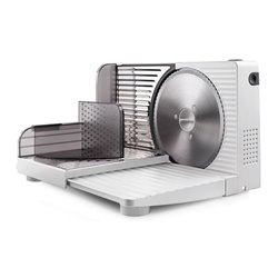 Affettatrici Taurus CutMaster Compact Ø 17 cm 100W Bianco