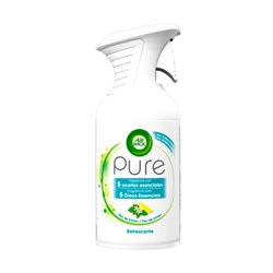 Spray Ambientador Air Wick Pure Essential Oil Refrescante x1
