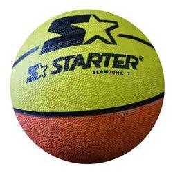 Pallone da Basket Starter SLAMDUNK 97035.A66 Arancio 7
