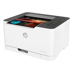Stampante Laser HP Color Laser 150 nw 600 px LAN WiFi Bianco