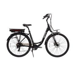 Bicicletta Elettrica iWatMotion iCity 250W Nero 25 km/h