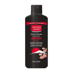 Gel de douche Japan Secrets Natural Honey (650 ml)
