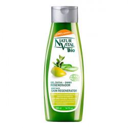 Gel Douche Régénérant Bio Naturaleza y Vida (500 ml)