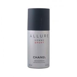 Spray déodorant Allure Homme Sport Chanel (100 ml)