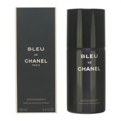 Desodorizante em Spray Bleu Chanel (100 ml)