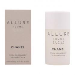 Déodorant en stick Allure Homme Edition Blanche Chanel (75 ml)