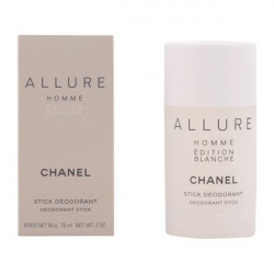 Desodorante en Stick Allure Homme Edition Blanche Chanel (75 ml)