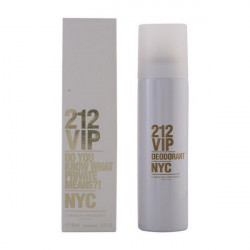 Spray déodorant 212 Vip Carolina Herrera (150 ml)