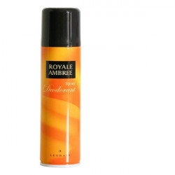 Spray déodorant Legrain Royale Ambree (250 ml)