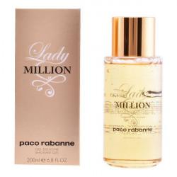 Gel de duche Lady Million Paco Rabanne (200 ml)