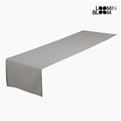 Chemin de Table Panama (40 x 13 x 0,5 cm) Gris