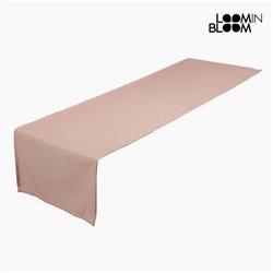 Tischläufer Panama (40 x 13 x 0,5 cm) Rosa