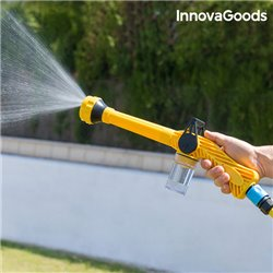InnovaGoods 8 in 1 Wasserpistole mit Tank