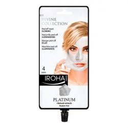 Masque facial Peel Off Platinum Iroha