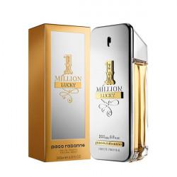 "Men's Perfume 1 Million Lucky Paco Rabanne EDT ""200 ml"""