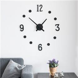 DIY Mural Wall Clock (13 Pieces)